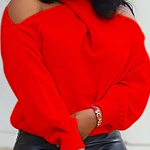 Jenn casual sweater