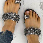 Toe Ring Bermuda sandals